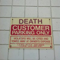 Photo taken at Museum of Death by Kei H. on 8/27/2012
