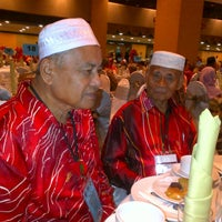 Photo taken at Dewan Merak Kayangan by Aida N. on 7/31/2012