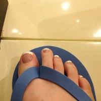 Photo taken at Zizi PediSpa & Nails by Shelly L. on 4/27/2012