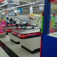 Photo taken at Tesco Extra Seremban Jaya by Razif R. on 7/21/2012