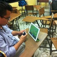 Foto tomada en Facultad de Negocios por Fernando M. el 3/28/2012