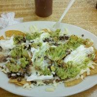 Photo taken at Allende Restaurante by Jake C. on 3/3/2012