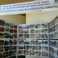 Photo taken at Prefeitura Municipal de Picos by Babi S. on 7/4/2012