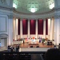 Photo taken at Hendricks Chapel by Samantha D. on 4/23/2012