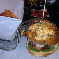Photo taken at Burgers and More by Emeril by Kevin W. on 3/22/2012
