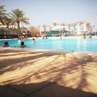 Photo taken at Hilton Kuwait Resort by Khaled A. on 6/28/2012