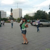 Photo taken at Аэрофлот by Игорь К. on 8/25/2012