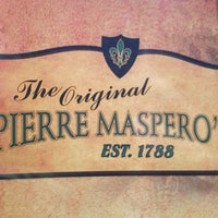 Photo taken at The Original Pierre Maspero's by John F. on 7/14/2012