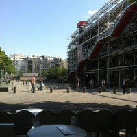 Photo taken at Café Beaubourg by Artem S. on 6/30/2012