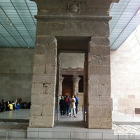 Photo prise au Temple of Dendur par Tamara V. le5/1/2012