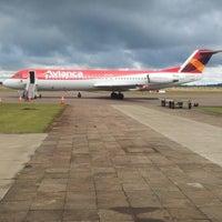Foto tirada no(a) Aeroporto Regional de Passo Fundo / Lauro Kortz (PFB) por Mario C. em 6/18/2012
