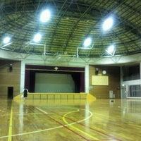 Photo taken at 糸満市立 兼城中学校 by maijun on 3/22/2012