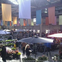 Photo taken at Old Bus Depot Markets by Peter P. on 8/19/2012