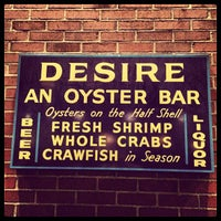 Photo taken at Desire Oyster Bar by Michael S. on 4/21/2012