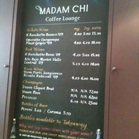 Photo taken at Madam Chi Coffee Lounge by Ade A. on 5/11/2012
