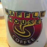 Photo taken at Waffle House by Nikki W. on 6/11/2012
