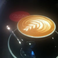 Photo taken at Nude Espresso by Jason C. on 7/10/2012