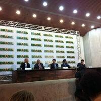 Photo taken at Ministério do Esporte by Cyntia B. on 7/19/2012