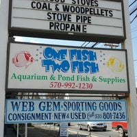 Photo taken at One Fish Two Fish by John K. on 3/19/2012
