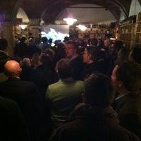 Photo taken at N'Ombra de Vin by Dan L. on 3/19/2012
