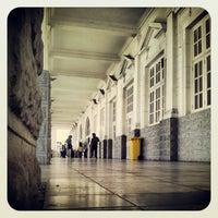 Photo taken at KTM Station Ipoh by Hedayat S. on 4/7/2012