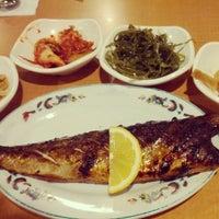 Foto tirada no(a) In Cheon House Korean & Japanese Restaurant 인천관 por Eva L. em 7/23/2012