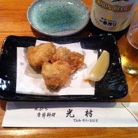 8/18/2012に六月の海が天ぷら かき揚げ 光村で撮った写真
