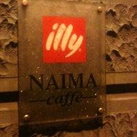 Photo taken at Naima Jazz Caffè by matteo g. on 4/24/2012