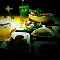 Photo taken at Berlin Cafe & Lounge by Jerrod O. on 6/1/2012
