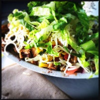 Photo taken at Chipotle Mexican Grill by Nina F. on 8/1/2012