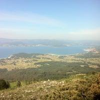 Photo taken at Monte Enxa by Julian B. on 6/23/2012