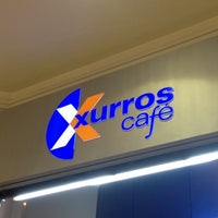 Photo taken at Xurros Café by Dayan C. on 6/5/2012
