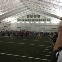 Photo taken at Don Hutson Center by Dianne on 6/2/2012