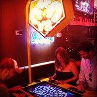 Photo taken at The Attic Bar and Bistro by Kent C. on 6/14/2012