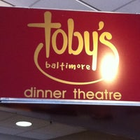 Photo taken at Toby's Dinner Theatre by Deena D. on 9/9/2012