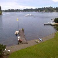 Photo taken at Steilacoom Lake by Jonathan H. on 7/29/2012
