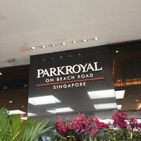 Photo taken at PARKROYAL on Beach Road by Nattida on 7/22/2012