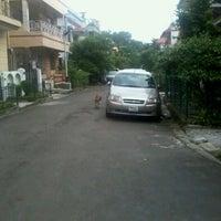 Photo taken at AL Block by shreya on 9/11/2012