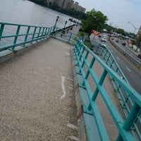 Photo taken at FDR @ E 125th ST by A. H. on 6/9/2012