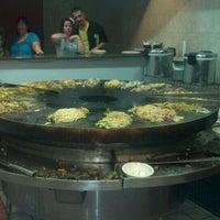 Photo taken at CrazyFire Mongolian Grill by Greg B. on 6/9/2012