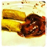 Photo taken at Nanquim Restaurante by Raphael C. on 4/4/2012