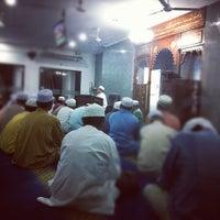 Photo taken at Surau An-Nur by Mohd Haaziq M. on 6/4/2012