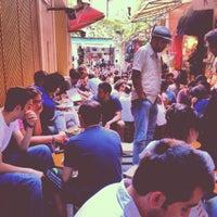 7/14/2012 tarihinde Samir G.ziyaretçi tarafından Kahveci Mustafa Amca Jean's'de çekilen fotoğraf