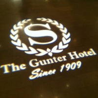 Photo taken at Sheraton Gunter Hotel San Antonio by Armie on 3/15/2012