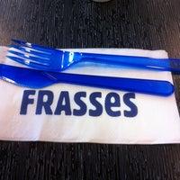 Photo taken at Frasses by Konrad S. on 6/3/2012