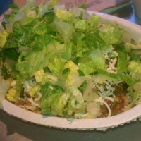 Photo taken at Chipotle Mexican Grill by Jonathan F. on 2/26/2012
