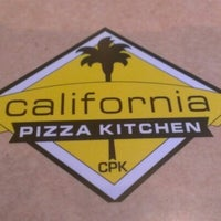 Photo taken at California Pizza Kitchen by Kimber K. on 8/26/2012