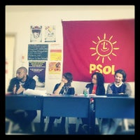 Photo taken at Sede do PSOL Curitiba by Peterson P. on 5/19/2012