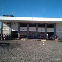 Photo taken at Terminal Rodoviário by Rodrigo D. on 7/19/2012