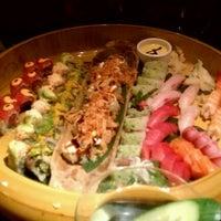 Photo taken at SUSHISAMBA by Kim C. on 7/11/2012